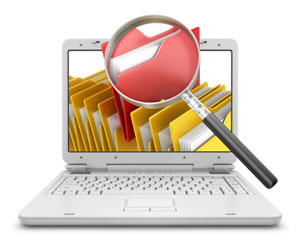 FacultyFiles.com users have access to powerful document management/online organization.